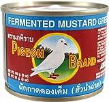 Produkt-Bild: PIGEON Senfkohl, eingelegt, gesalzen, 6er Pack (6 x 91 g)