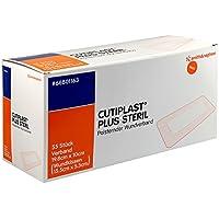 Cutiplast Plus Steril 10x19,8 Cm Verband 55 St preisvergleich bei billige-tabletten.eu