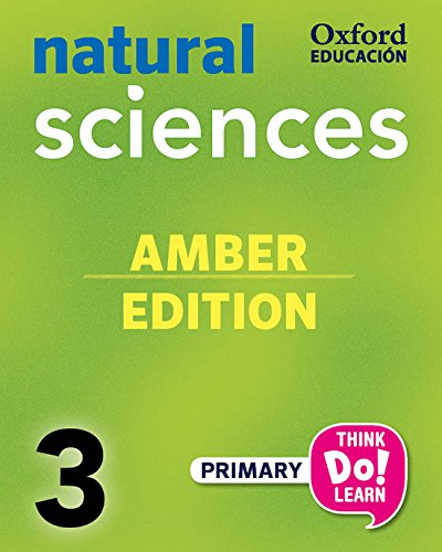 Pack amber natural science primary 3 student's book (+ cd) (think do learn)