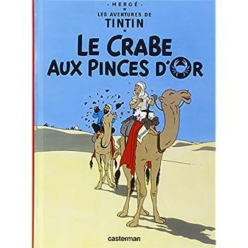 Les Aventures de Tintin, Tome 9 : Le Crabe aux pinces d'Or : Mini-album