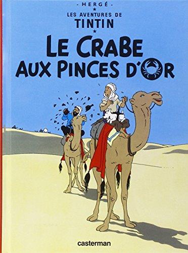 Petit format couleurs - t9 - le crabe aux pinces d'or (Tintin) por Herge
