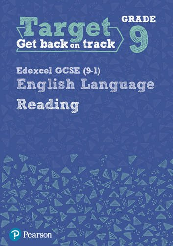 Target Grade 9 Reading Edexcel GCSE (9-1) English Language Workbook (Intervention English)