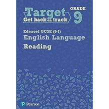Target Grade 9 Reading Edexcel GCSE (9-1) English Language Workbook: Target Grade 9 Reading Edexcel GCSE (9-1) English Language Workbook (Intervention English)