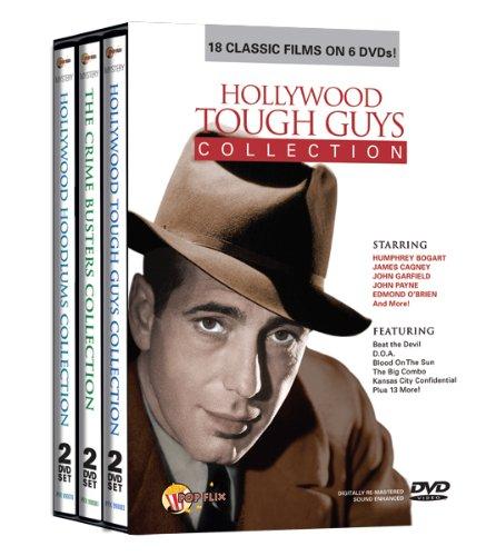 Preisvergleich Produktbild Hollywood Tough Guys Collection (6pc) / (Rmst Box) [DVD] [Region 1] [NTSC] [US Import]