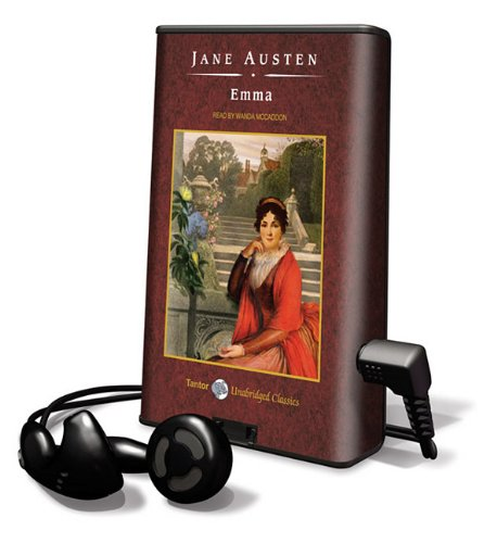 Emma [With Earbuds] (Playaway Adult Fiction)