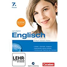 Lernvitamin - Englisch 7. Klasse - Einfach bessere Noten