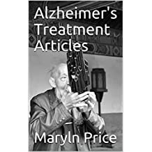 Alzheimer's Treatment Articles (English Edition)