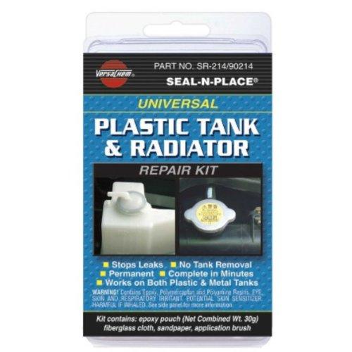 Plastic Tank & Radiator Repair Kit Test