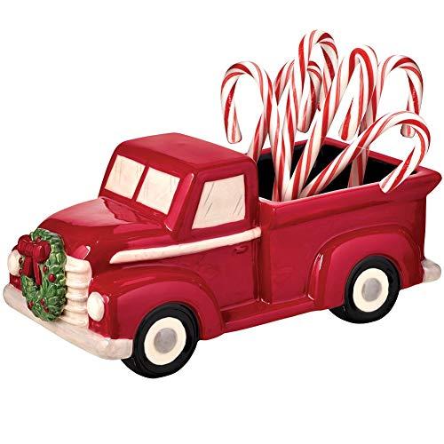 prairies Road Décembre SE souvenir vintage Camion Candy Bol 471991