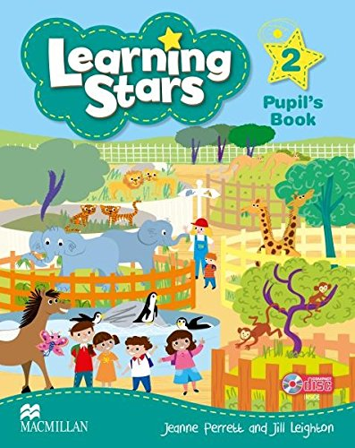 Learning Stars 2. Pupil's Book Pack and CD-ROM Pack