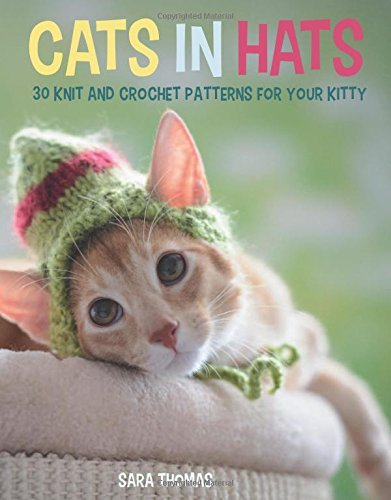 t and Crochet Hat Patterns for Your Kitty ()