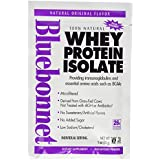 BlueBonnet 100% Natural Whey Protein Isolate Powder, Original, 8 Count