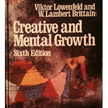 Creative and Mental Growth by Viktor Lowenfeld (1975-08-07)