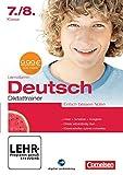 Lernvitamin Deutsch Diktattrainer 7./8. Klasse -