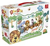 Raa Raa The Noisy Lion Shaped Floor Jigsaw Puzzle ( 15 Pieces)