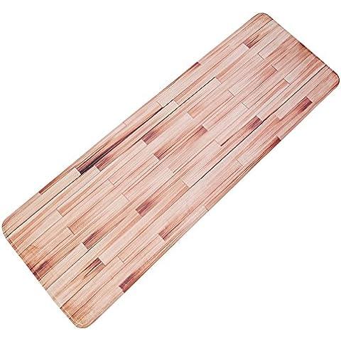 samber mesilla de noche sofá mesa de café franela alfombra cocina aceite absorción de suciedad prueba almohadilla antideslizante cocina alfombrillas de entrada de pasillo alfombra (bolsa de