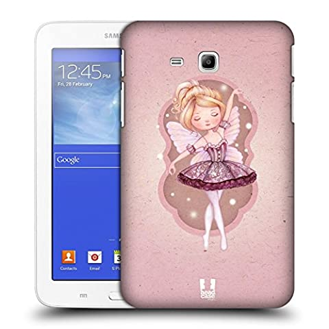 Head Case Designs Sugar Plum Fairy The Nutcracker Hard Back Case for Samsung Galaxy Tab 3 Lite 7.0