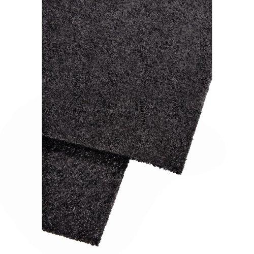 Kohlefilter (Xavax 2er Set Universal Dunstabzug-Aktivkohlefilter, Individueller Zuschnitt, 47 x 57 cm)