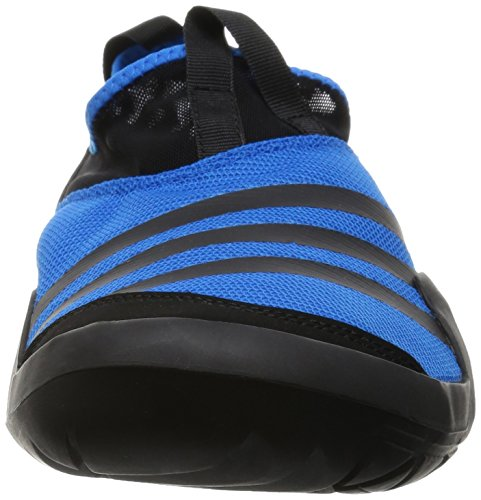 adidas Unisex-Erwachsene Climacool Jawpaw Slip On Turnschuhe Blau / Schwarz / Weiß (Azuimp / Negbas / Ftwbla)