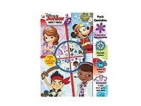 attività aziendali, che si compone di: stickers riutilizzabili-2piedi figure-Pulire scene e attività. Ideale per feste, party borsa favori e calza della befana