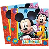 Amscan Playful Mickey Paper Napkins Party Accessory