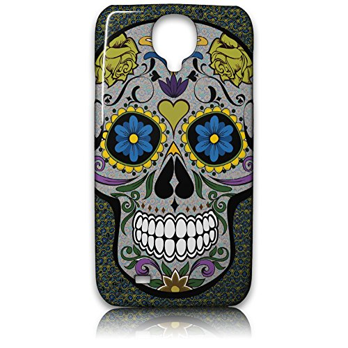 FarmyGadget Cover Case Custodia Stampa Completa tipo TESCHIO MESSICANO - MEXICAN SKULL - CALAVERA per Apple iPhone 6 / 6S 00003c