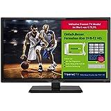 Dyon Live 24C freenet TV Edition 60 cm (23.6 Zoll) Fernseher (Full-HD, Triple Tuner, DVB-T2 H.265/HEVC)