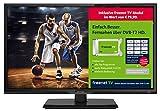 Dyon Live 24C freenet TV Edition 60 cm (23,6 Zoll) Fernseher (Full-HD, Triple Tuner, DVB-T2 H.265/HEVC)