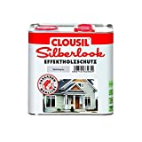 CLOUsil Silberlook Effektholzschutz nussbaum classic 5,0 L