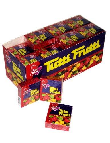 Red Band - Tutti Frutti Fruchtgummi - 48x20g