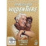 Im Reich der wilden Tiere - Die komplette 1. Staffel / Folgen 1-26