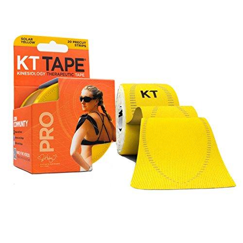 kt-tape-pro-20strisce-di-nastro-sintetico-kinesiologico-pre-tagliate-unisex-pro-20-strip-solar-yello