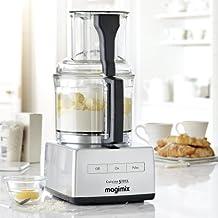 Magimix 5200X L Premium Robot de cocina, multifuncional, Modelo 18570. 1100W, Capacidad, 3,7L)