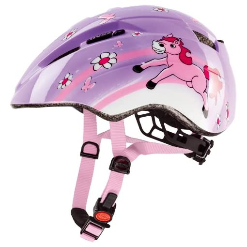 UVEX, Casco ciclismo Bambina