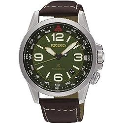 Mens Seiko Prospex Land Automatic Watch SRPA77K1