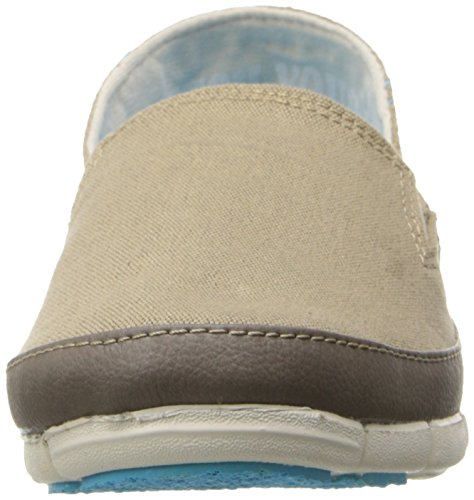 Crocs Stretch Sole Loafer Khaki/Stucco