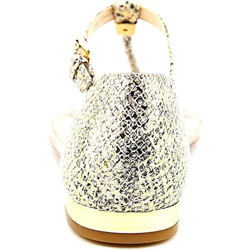 Vince Camuto Halana Cuir Sandales Luxury Exotic