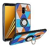 Alapmk Compatible with Samsung Galaxy A8 2018 Case, Slim
