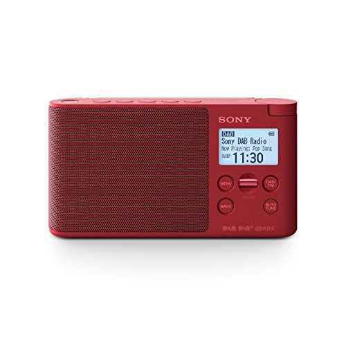 Sony XDRS41D tragbares Digitalradio (LCD-Display, Wecker, DAB, DAB+, FM (RDS), Timer-Weckfunktion) - Sony Fm Radio