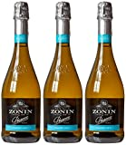 Zonin Cuvee Prosecco, 75 cl (Case of 3)