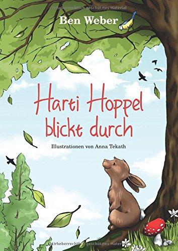 Buchseite und Rezensionen zu 'Harti Hoppel blickt durch' von Ben Weber