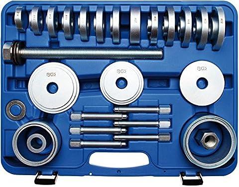 Bgs Outil de roulement de roue Jeu de 31pièces, BGS 67301