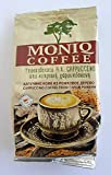 Moniq Kaffee Cappuccino Ersatz aus zypriotischem griechischem Johannisbrot Pulver 150g