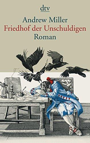 Buchseite und Rezensionen zu 'Friedhof der Unschuldigen: Roman' von Andrew Miller