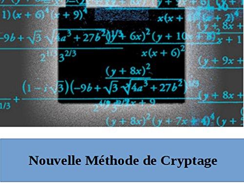 Nouvelle mthode de cryptage
