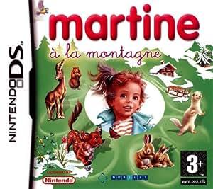 Martine a la montagne