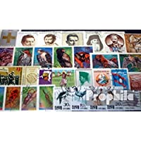 Prophila Collection todas mundo 1000 diferentes sellos (sellos para los coleccionistas)