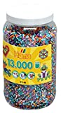 Hama 211–9013.000gestreift Perlen in Dose hergestellt von Hama