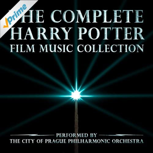 Harry Potter Filmmusik komplett