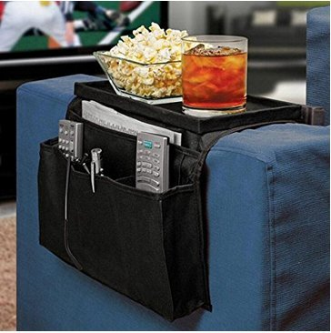 Price comparison product image Nordvpn Tv - Organizer of controls and tray for sofa Storage bag